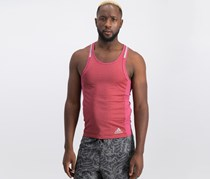Adidas Supernova Climachill Singlet, Red/Pink/Black Combo