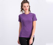 FreeLift Tee, Purple