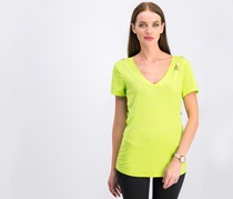 Reebok Cross Fit Active Chill Short Sleeve Tee, Kiwi Green