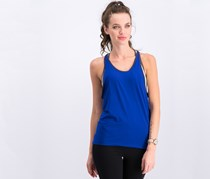 Adidas Performer Strappy Tank Top, Blue