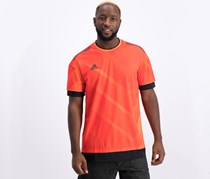 Adidas Men's Tango Future Shirt, Red