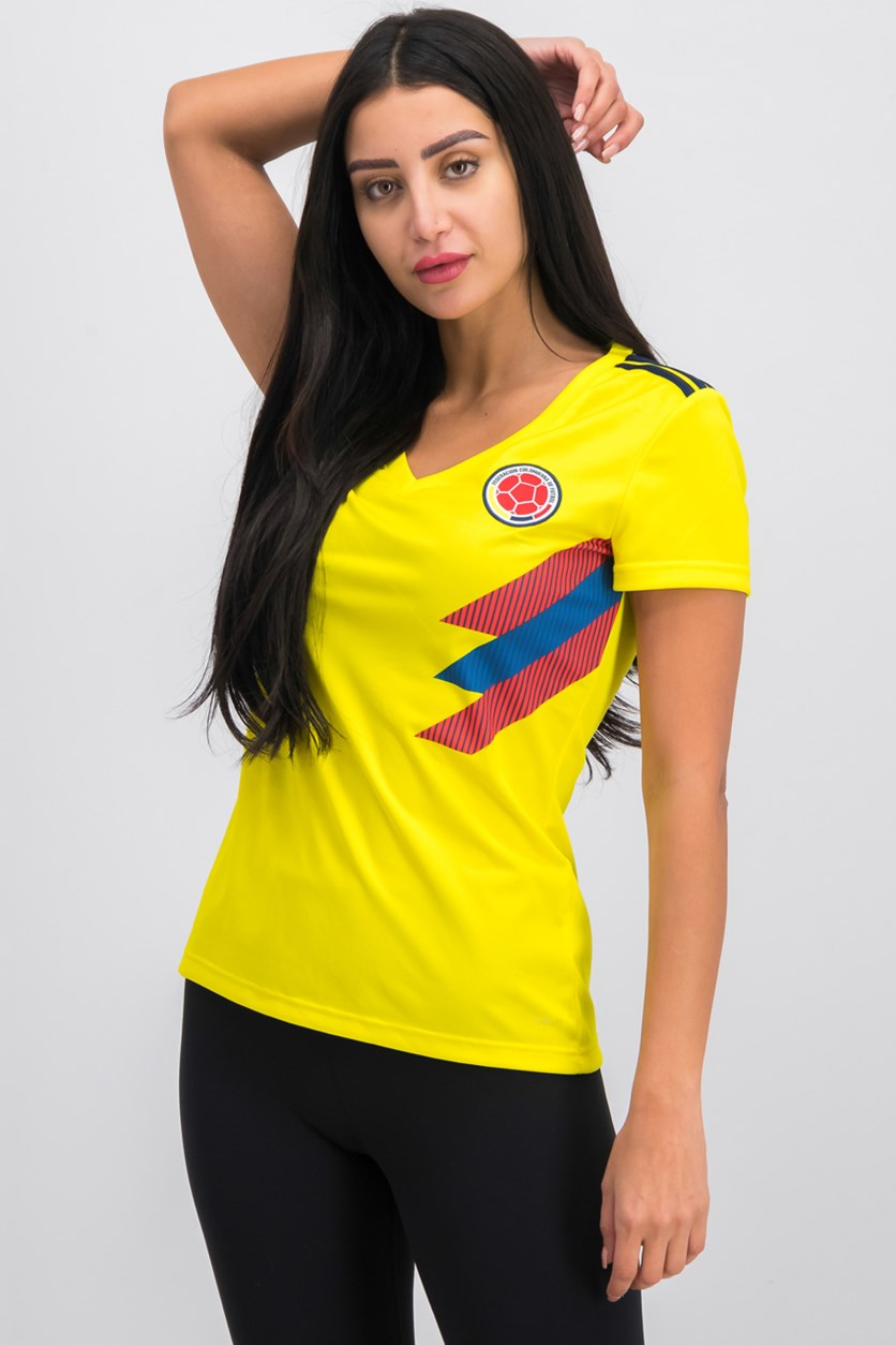 Colombia Home Replica Jersey, Yellow