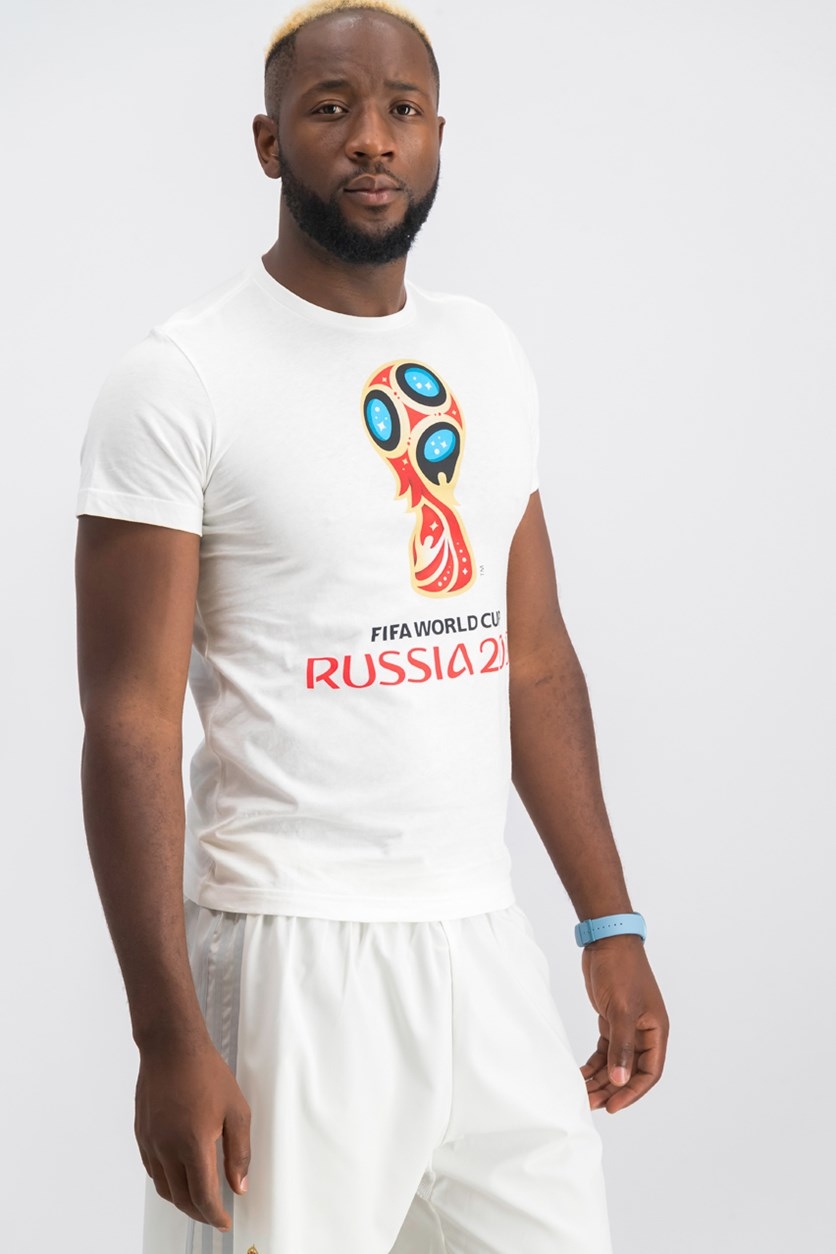 FIFA World Cup Emblem Tee, White