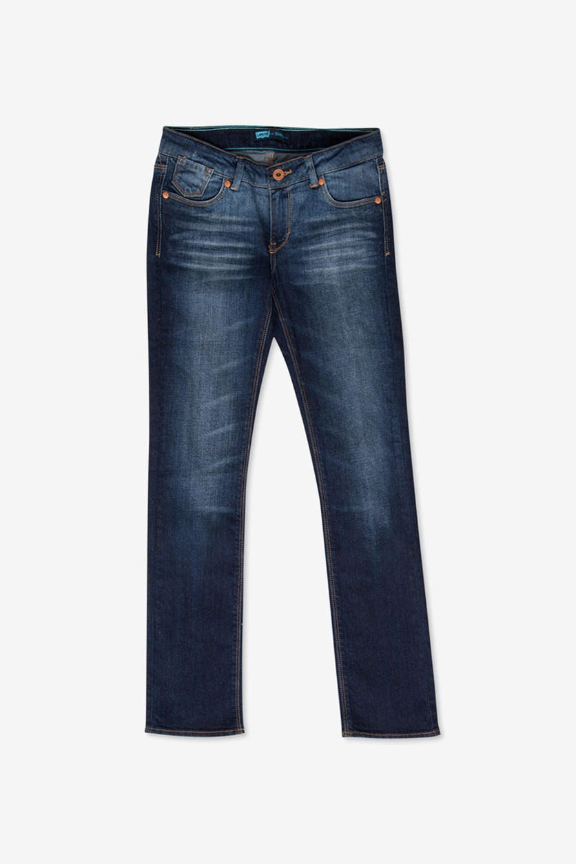 Levis GIirls 1613  Skinny Jeans Light Scape, Blue