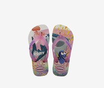 Havaianas Girl's Finding Dory Slippers, Pink