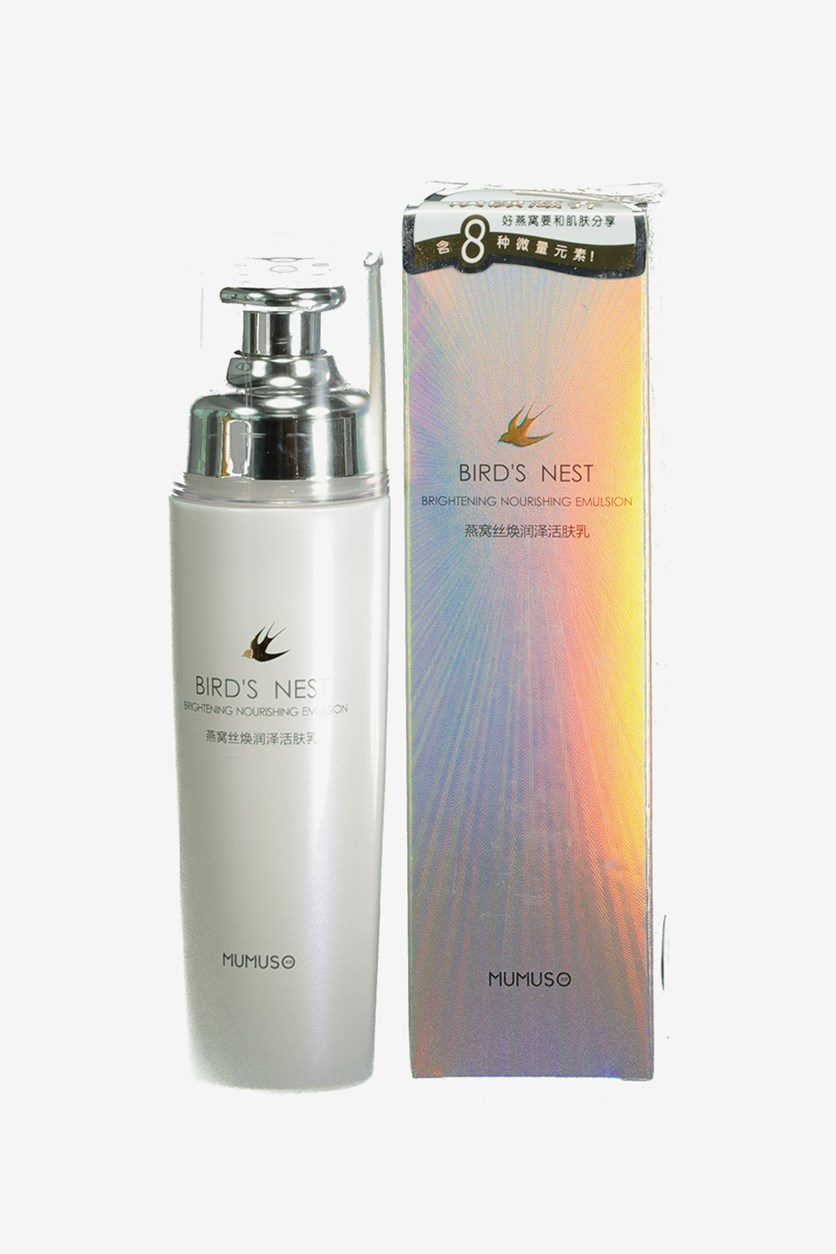 Bird's Nest Brightening Nourishing Emulsion Toner