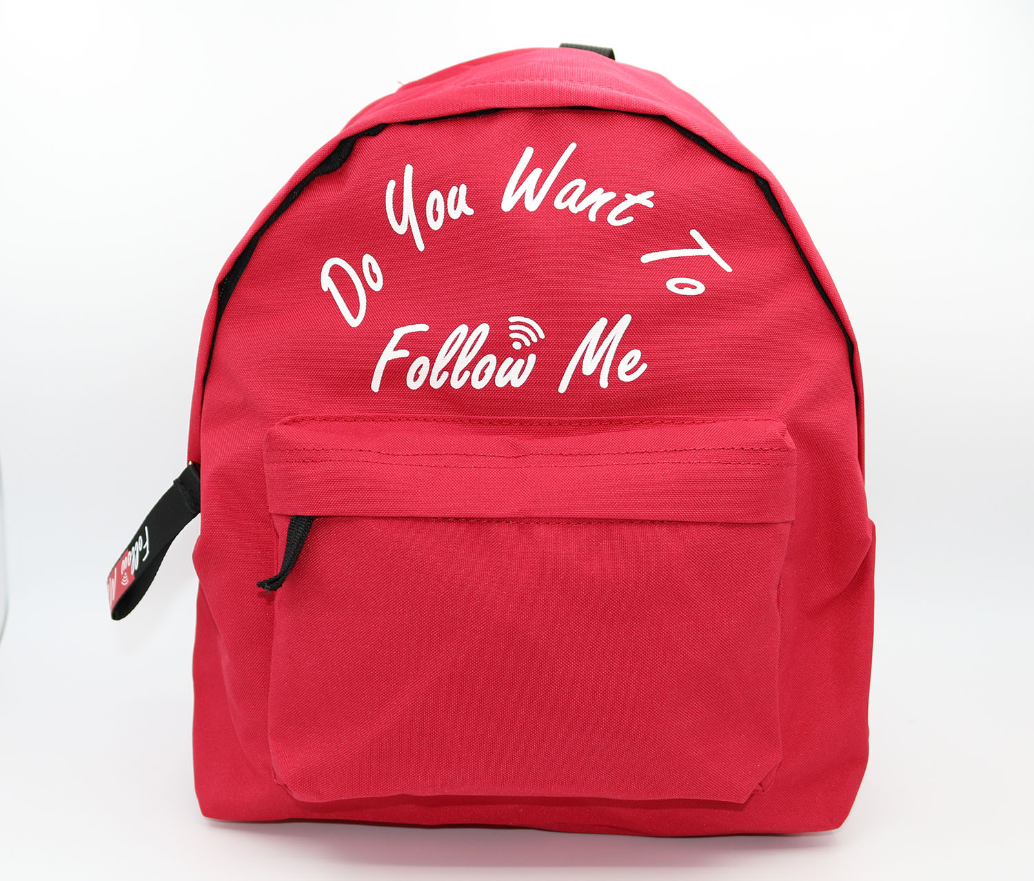 Kids Letters Backpacks, Red