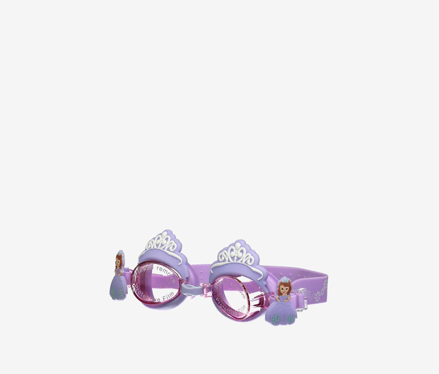 Princess Sofia Swimming Goggle, Purple