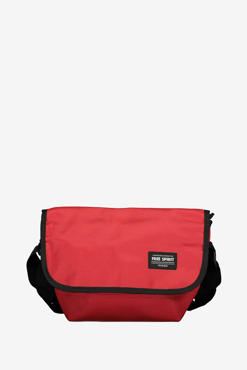 Fashionable Messenger Bags, Red