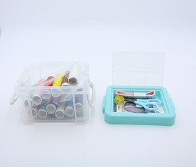 Sewing Kit, Blue