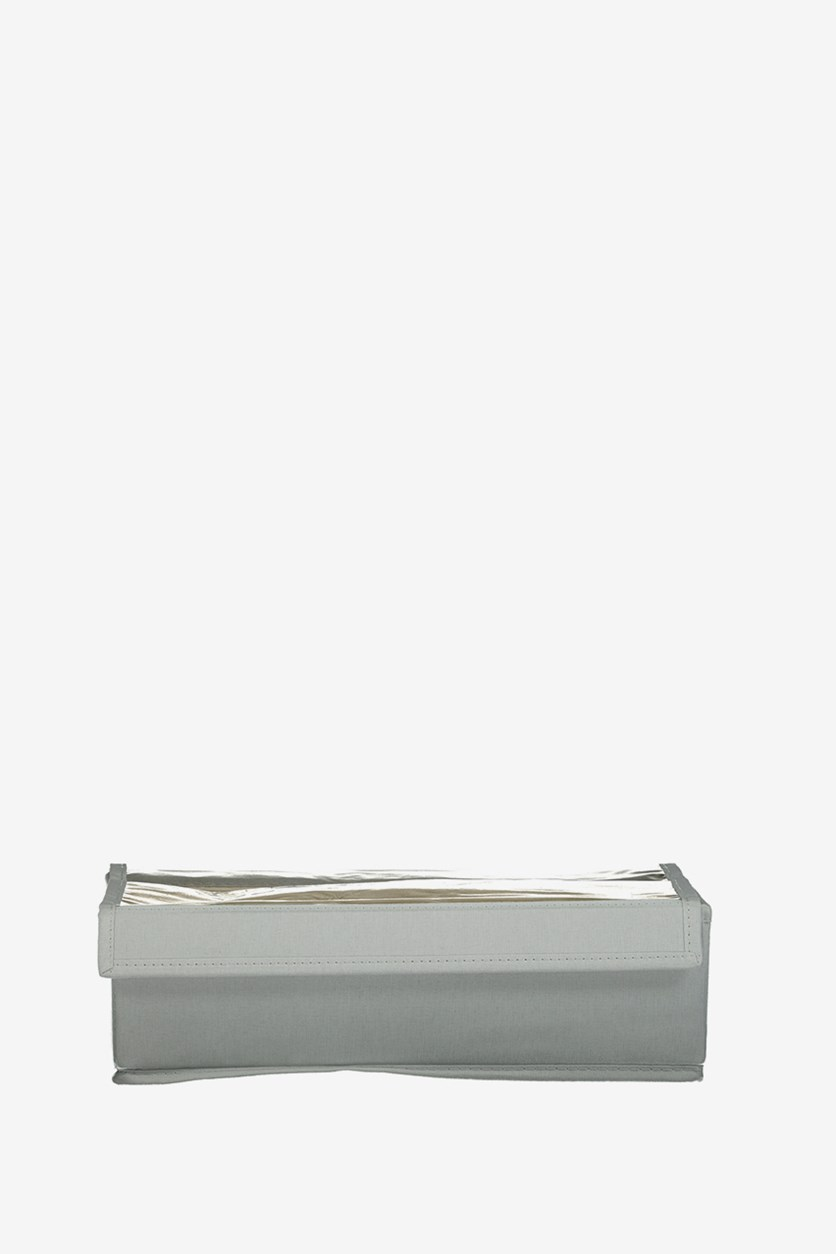 Storage Box, Grayish blue