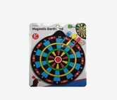Magnetic Dartboard, Blue Combo