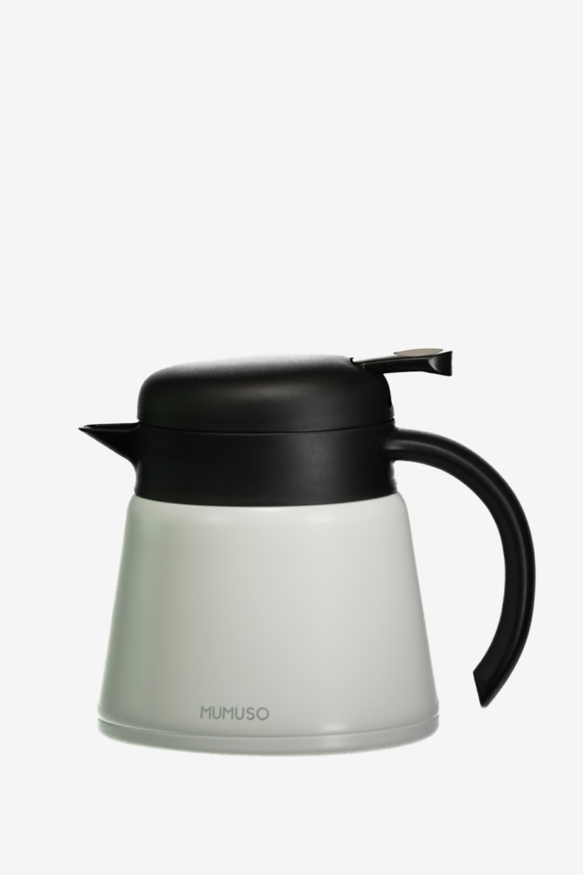 Thermos Cup, White