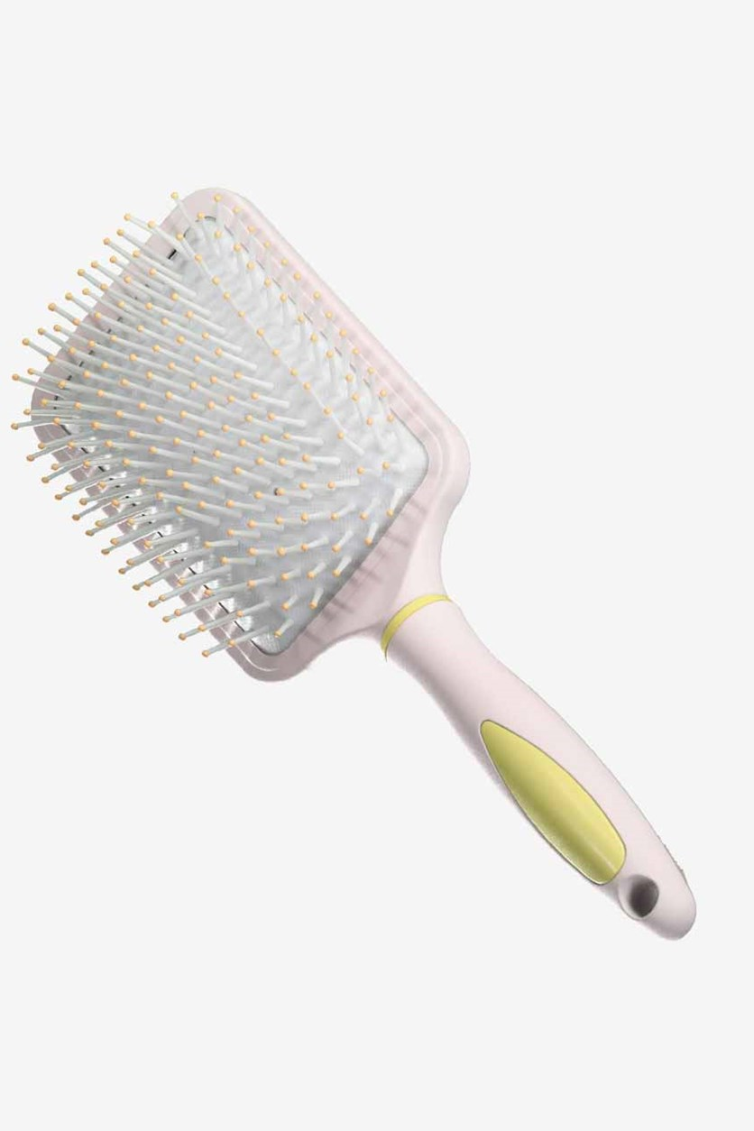 Paddle Hair Brush, Pink