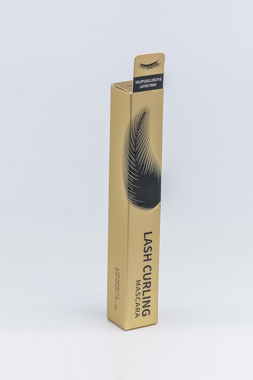 Lash Curling Mascara, Black