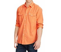 Polo Ralph Lauren Men's Shirt, Orange