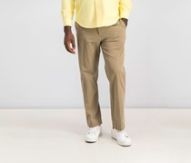 Ralph Lauren Mens Classic-Fit Bedford Chino Pants, Khaki