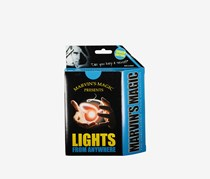 Marvin's Magic Adult Lights from Anywhere Tricks, Blue/Black
