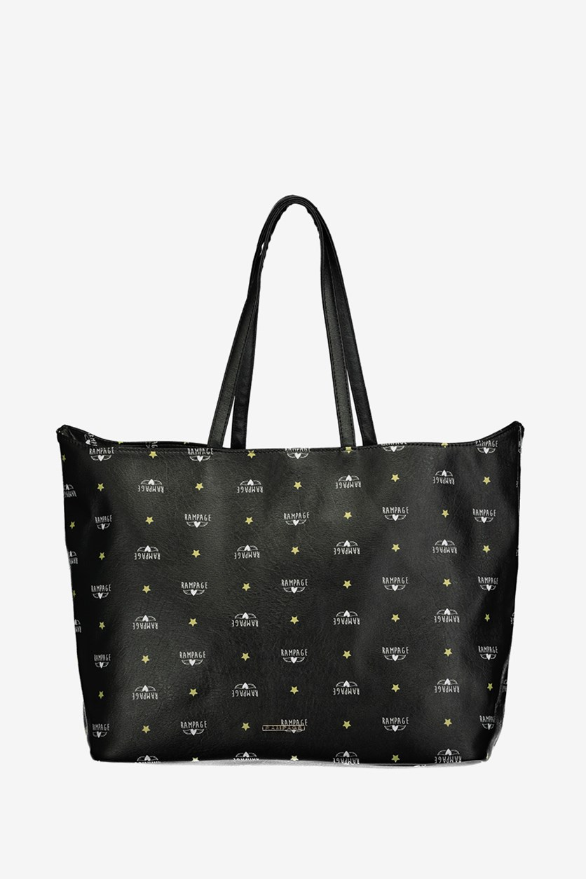 Women's Star Signature Tote, Black