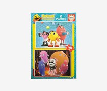 Educa Pac-Man And The Ghostly Adventures Puzzles, Blue Combo