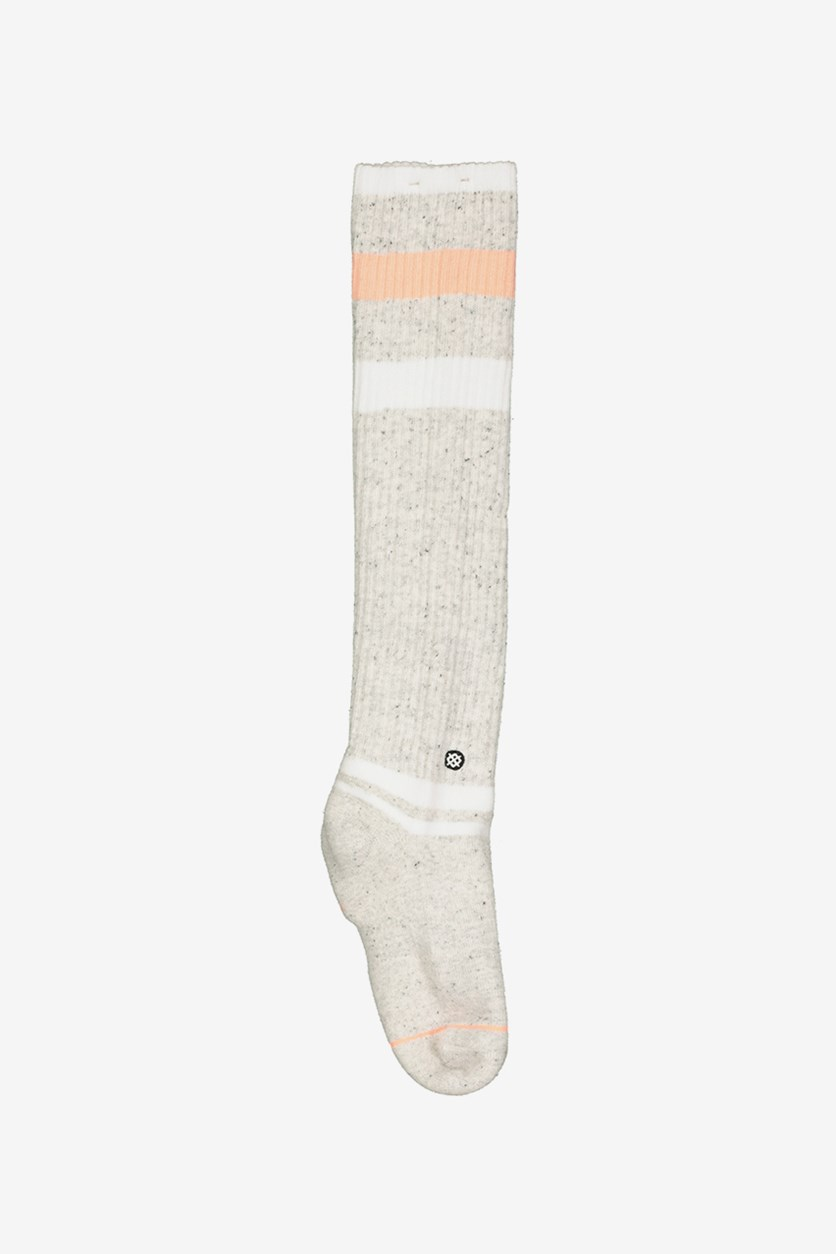 Men's Heather Sock, Grey