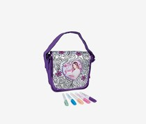 Simba Color Me Mine Violetta Messenger Bag, Purple Combo