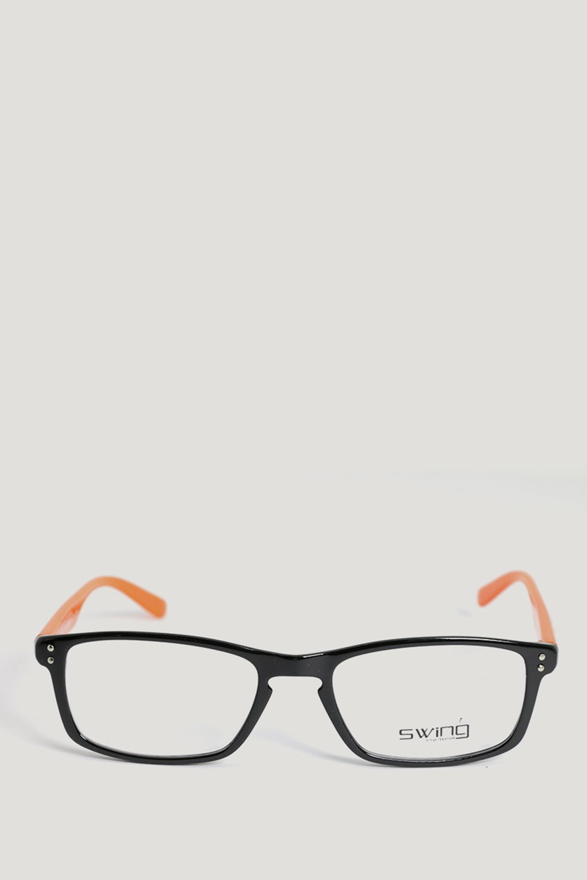 Eyewear TR071 Col.71 Frame, Black/Orange