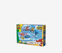 SES Creative Super Card Superwings Table Mosaic­ Wings, Combo