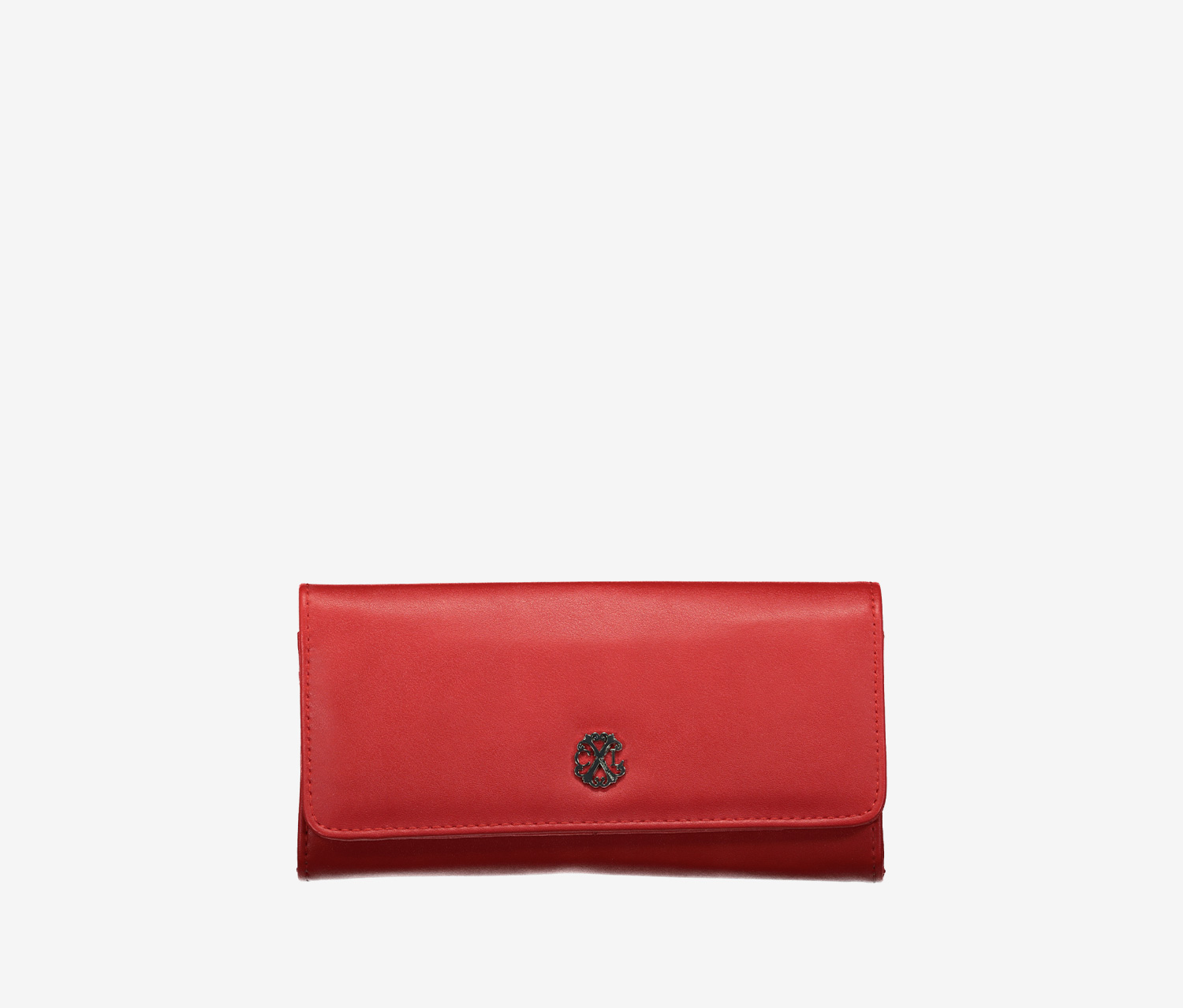 CXL by Christian Lacroix Rosin Flap Wallet, Red/Rouge
