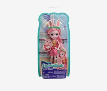 Enchantimals Ballerinas Bree Bunny Dolls, Pink Combo