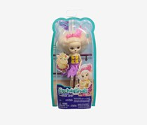 Enchantimals Ballerina's Lorna Lamb Dolls, Purple Combo