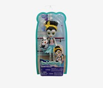 Enchantimals Ballerinas Preena Penguin Dolls, Blue Combo