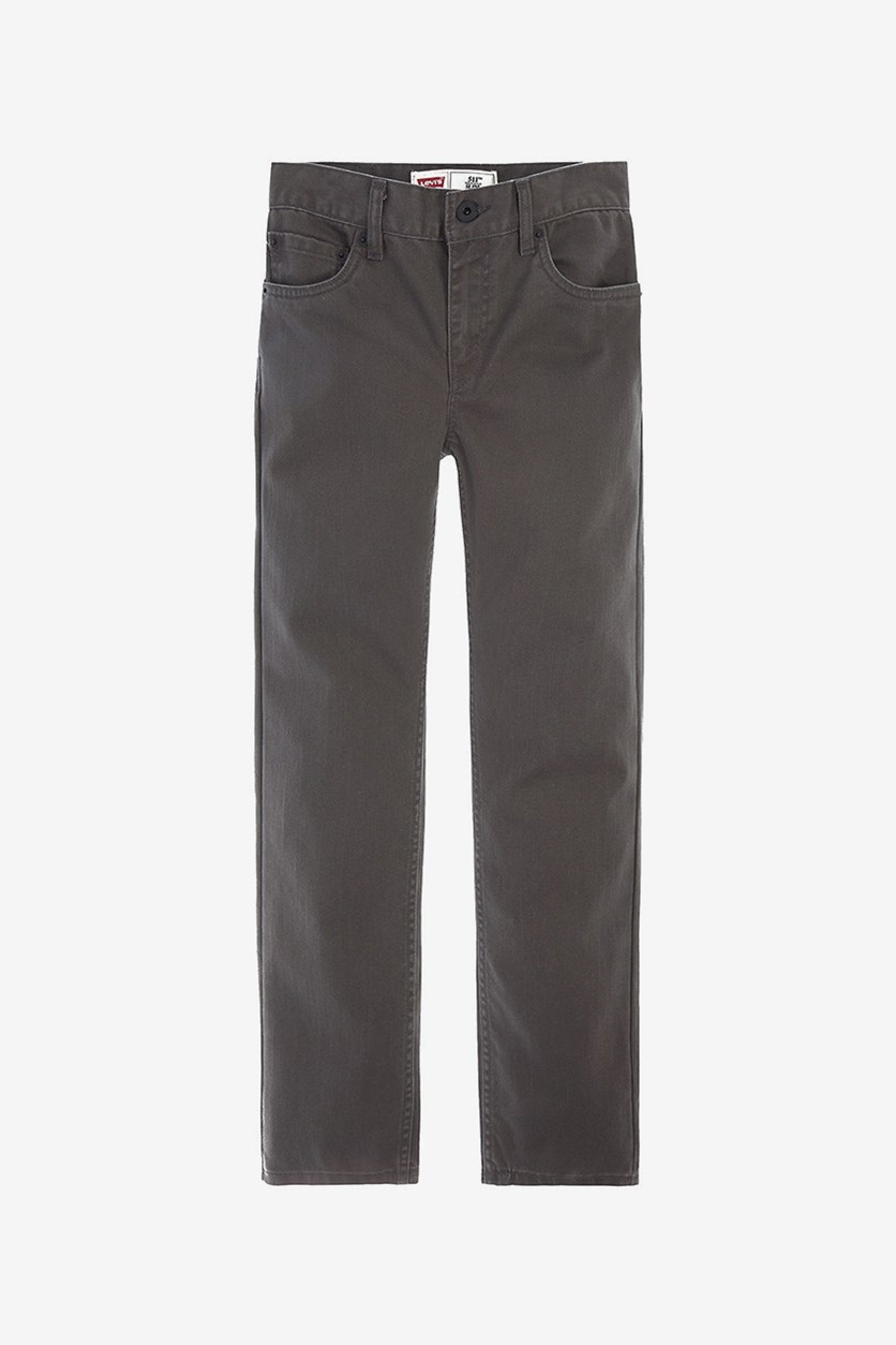 Boys 511 Slim-Fit Jeans, Revolver/Grey
