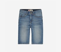 Boys' 5-Pocket Denim Shorts, Blue