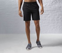 Reebok Men's Elements Jersey Short, Black