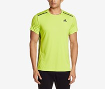 Adidas Men's Training Cool 365 Tee, Semi Solar Slime