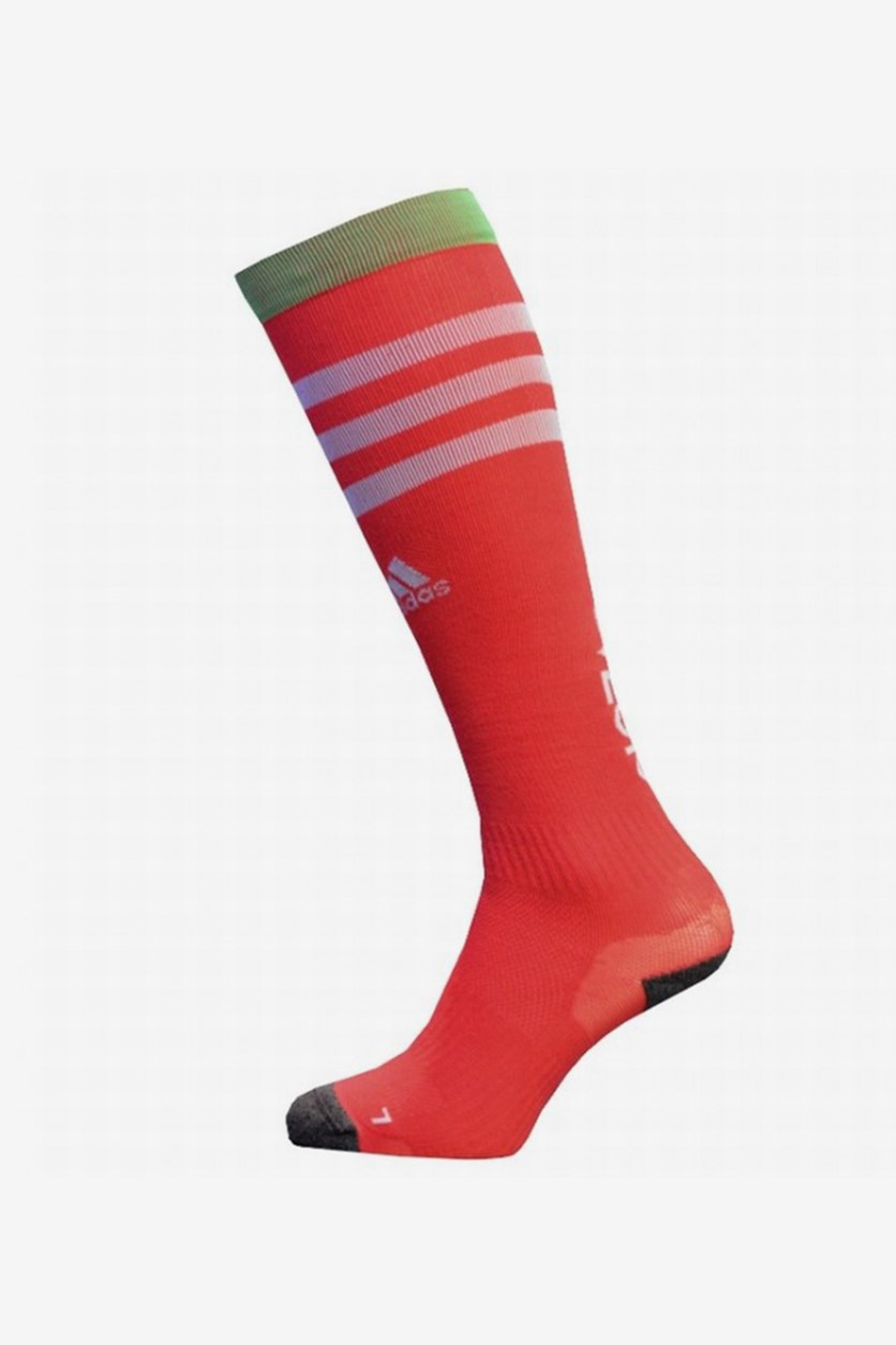 Chaussettes Rugby Harlequins Socks, Red/Green Combo