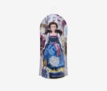 Disney Princess Beauty And The Beast Village Dress Belle, Blue Combo