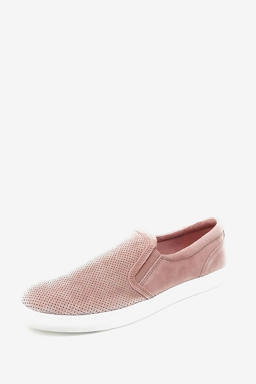 Mens Brant Slip-On Sneakers, Pink