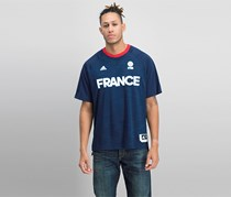 Adidas Men's Sport T-Shirt, Navy