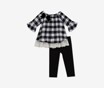 Little Girls Set, Black