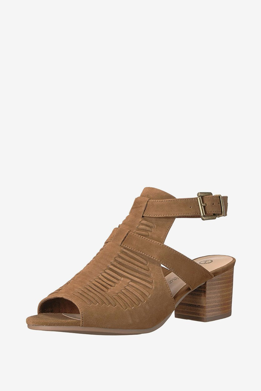 Women's Finley Sandals, Cognac