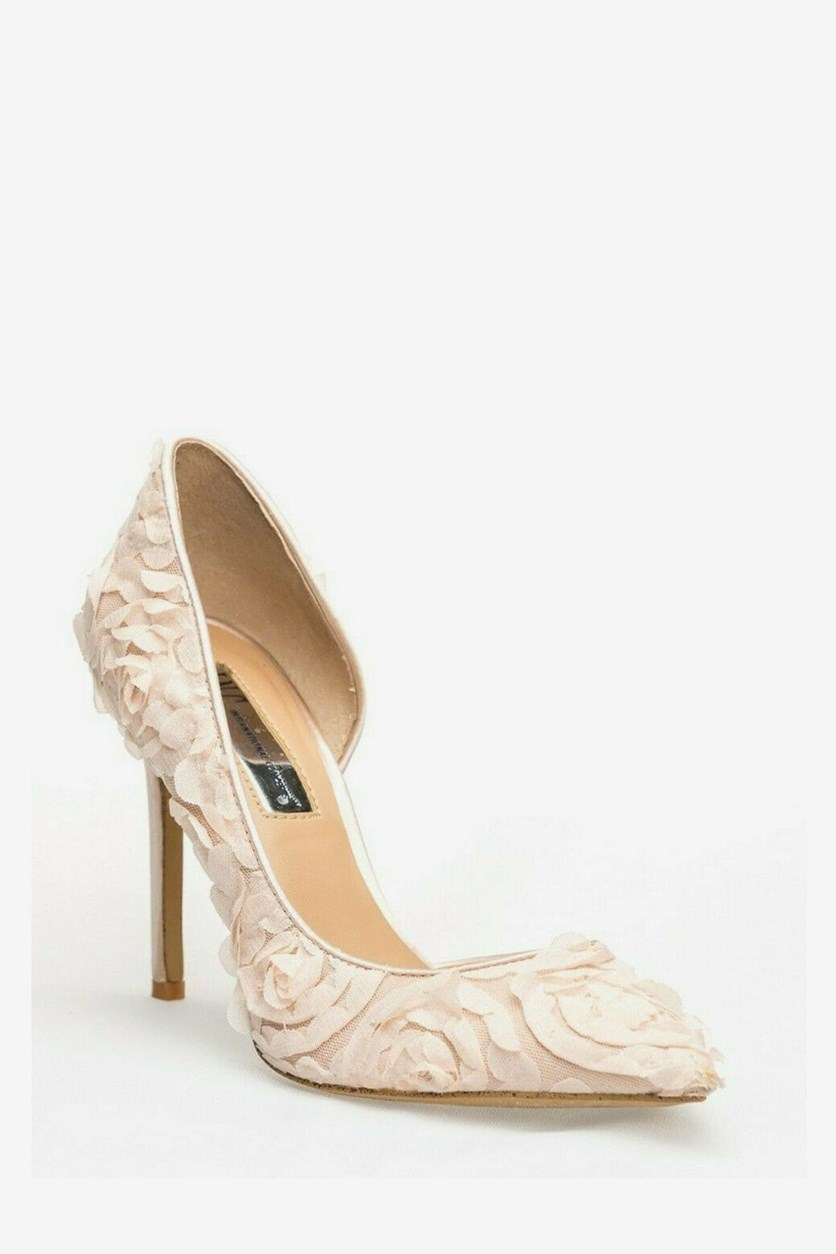 International Concepts Womens Kenjay d'Orsay Pumps, Beige