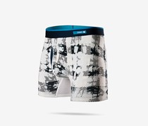 Stance Men's Shots Boxer Brief, Black Combo