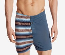 Stance Calexico Knit Boxer, Blue Combo