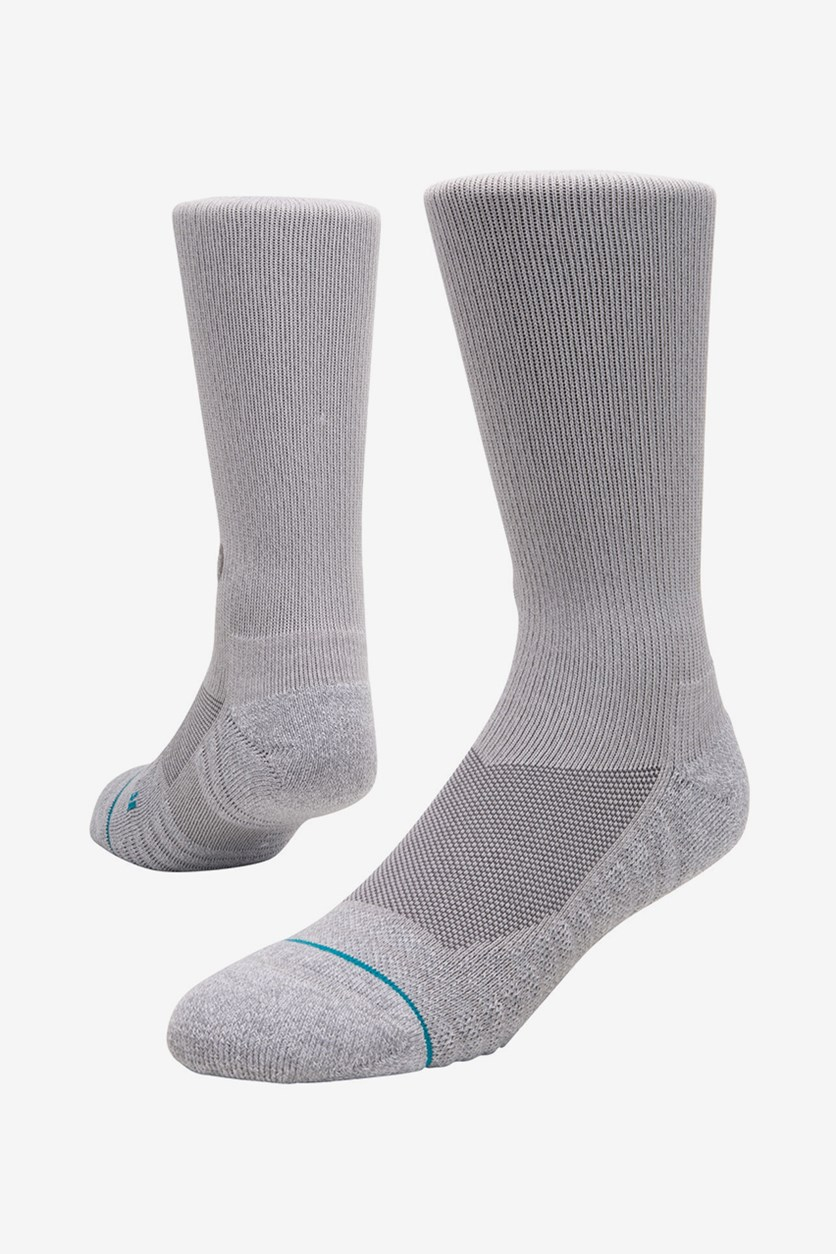 Men's Athletic Icon Socks, Grey