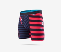 Stance Men's Travel Vibes Boxer, Blue Combo