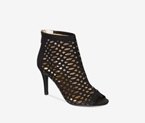 Piperr Caged Shooties, Black