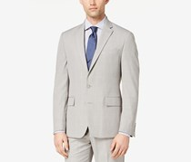 Ryan Seacrest Distinction Men's Ultimate Modern-Fit Stretch Suit Jackets, Light Grey