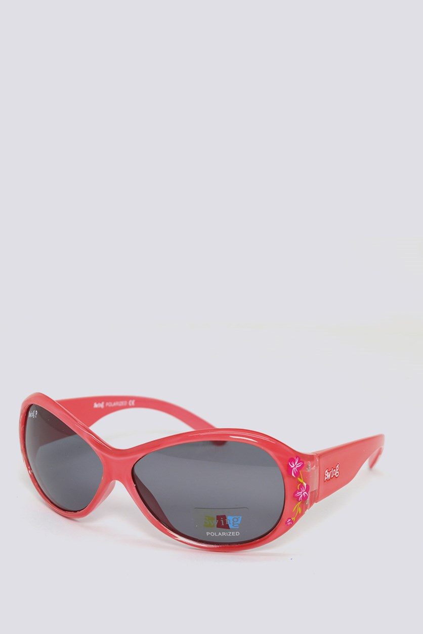 Kids SS12 Polarized Sunglasses, Pink